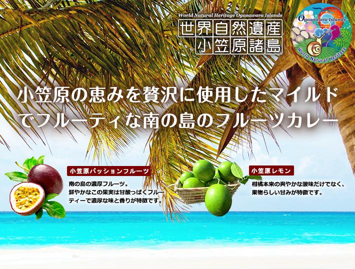 小笠原パッションフルーツカレー